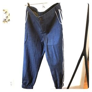 Denim pants 98% cotton